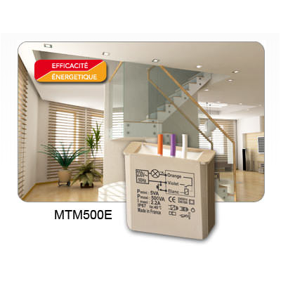 Yokis - Yokis Minuterie Encastré 500W - MTM500E