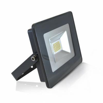 Vision EL - Projecteur LED 20W Gris 6000K - IP65  extra plat - 800423
