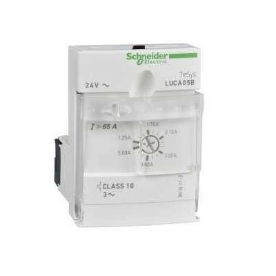 unité de contrôle standard LUCA classe 10 8 à 32 A 24 V CA - LUCA32B