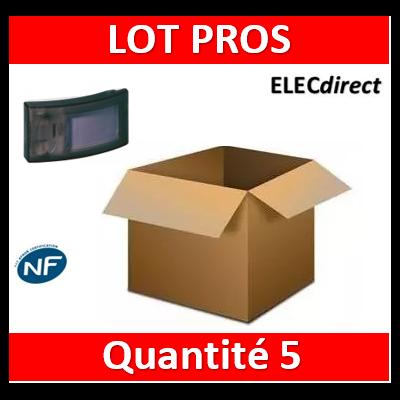 Legrand - Bouton poussoir porte-étiquette - 041645x5