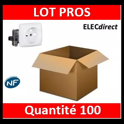 Legrand Oteo - Prise de courant 2P+T composable 16A - 230V - 086127x100