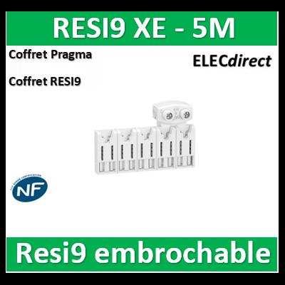 SCHNEIDER répartiteur RESI9 XE 5m avec connecteur - R9EXHC05