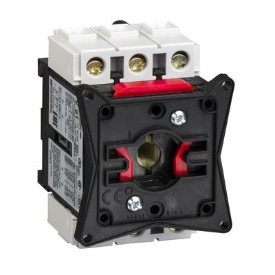 TeSys Vario - bloc de base pour interrupteur-sectionneur - 3P -12A - V02