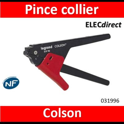 Legrand - PINCE POUR COLLIER COLSON - 031996