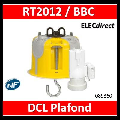 Legrand Batibox - Kit point de centre DCL BBC - 089360