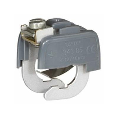 Legrand - Connecteur de liaison équipotentielle 12/16 mm - 034385