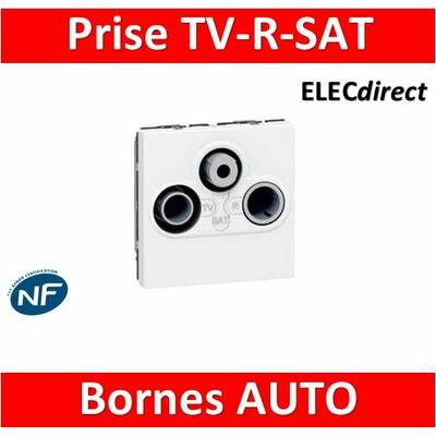 Legrand Mosaic - Prise TV-R-SAT - 078786