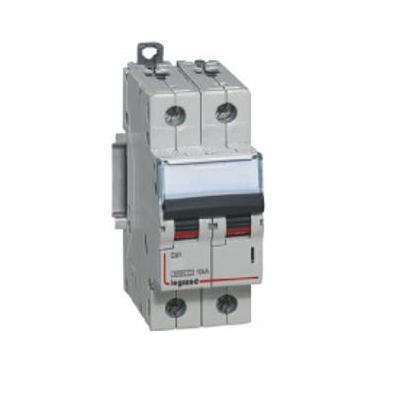 Legrand  Disjoncteur DX³ 6000A 2P 32A 400V 2 modules Réf. 407803