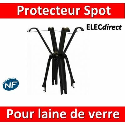Ramspot - Protecteur de spot pour laine de verre ou de roche en rouleau - 59202