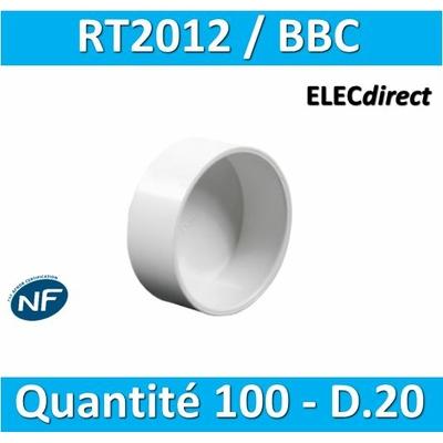 SIB - Bouchon BBC 20 - quantité 100