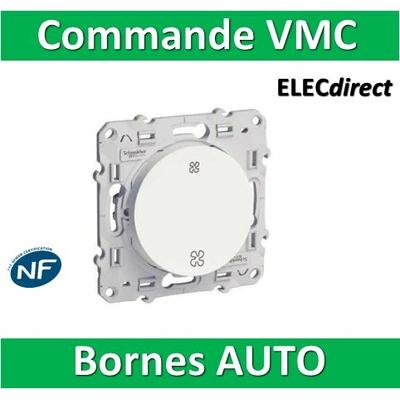 Schneider Odace - Interrupteur VMC 2 positions - s520233
