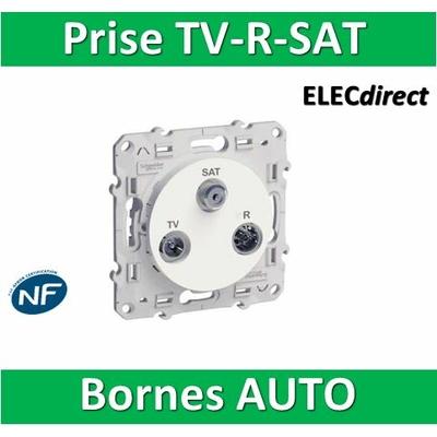 Schneider Odace - Prise TV-FM-SAT - s520461