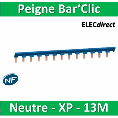 Schneider - Bar'Clic Peigne Neutre 13M - sch14879