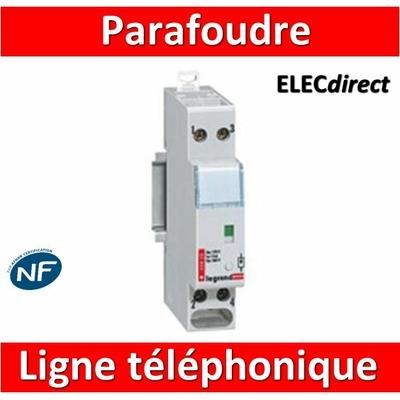 Legrand - Parafoudre pour lignes téléphoniques analogique - 003828