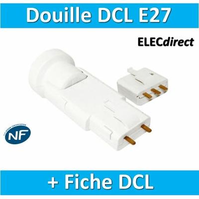 SIB - Douille + fiche DCL - 11127