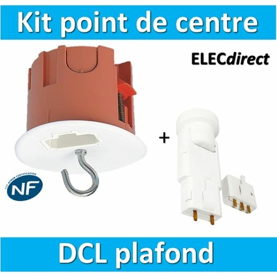 SIB - Kit point de centre DCL (plafond) - 26859