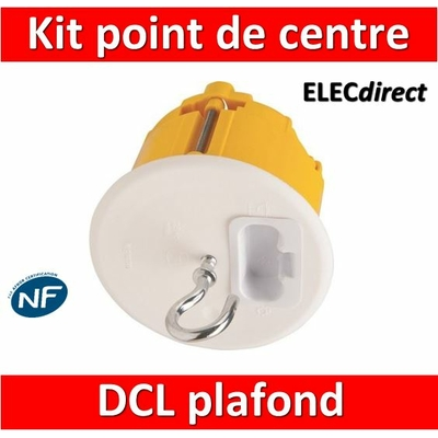 Legrand Batibox - Kit point de centre DCL - 089337