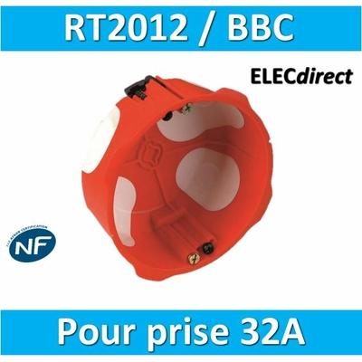 SIB - Boîte simple BBC 32A - 38640