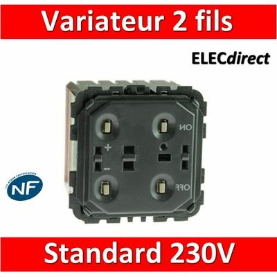 Legrand Céliane - Mécanisme Variateur 2 fils standard - 067082