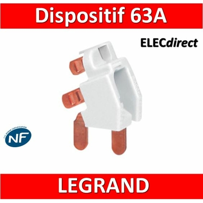 Legrand - Dispositif de raccordement 63A - 405009