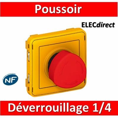 Legrand Plexo - Coupure d'urgence 3A - composable - 250V - IP55 - 069549