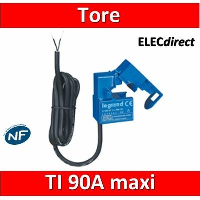 Legrand - Tansformateur de courant ouvert (TORE) - 412002