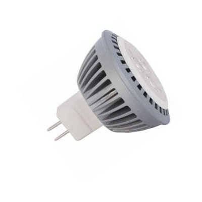 Lited - Lampe LED 7W - MR16 - 12V - 3000K - 420lm
