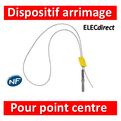 Legrand - Accessoire de fixation pour point de centre - 089243