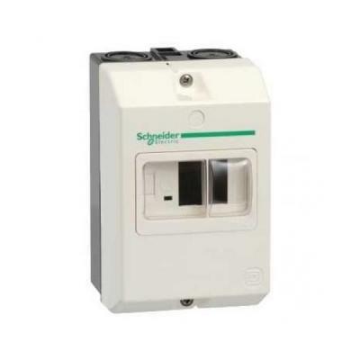 Schneider - Coffret pour GV2ME - plastique IP41- SCHGV2MC01