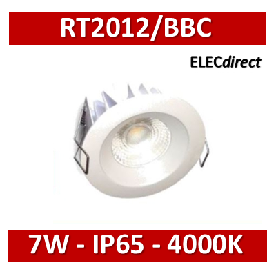 Lited - Spot LED 7W MonoLED - IP65 - 4000K - 704lm