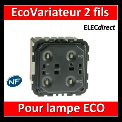 Legrand Céliane - Mécanisme ECOvariateur 2 fils - 067083