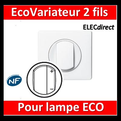 Legrand Céliane - ECOvariateur complet 2 fils