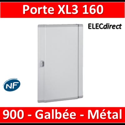 Legrand - Porte coffret XL3 160 - H. 900mm - Galbée - Métal - 020255