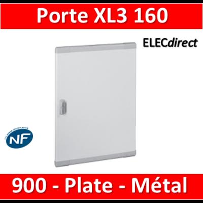 Legrand - Porte coffret XL3 160 - H. 900mm - Plate - Métal - 020275