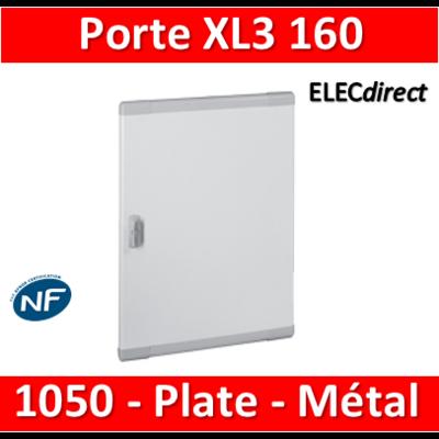 Legrand - Porte coffret XL3 160 - H. 1050mm - Plate - Métal - 020276