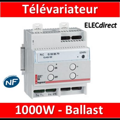 Legrand - Télévariateur - Emetteur-Récepteur CPL - 1000W pour Ballast - 003611