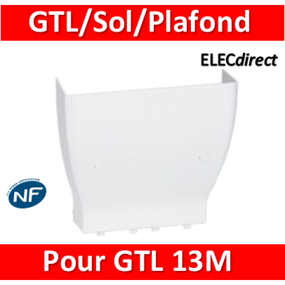 Legrand - Cornet d'épanouissement - Drivia 13 modules - 030095