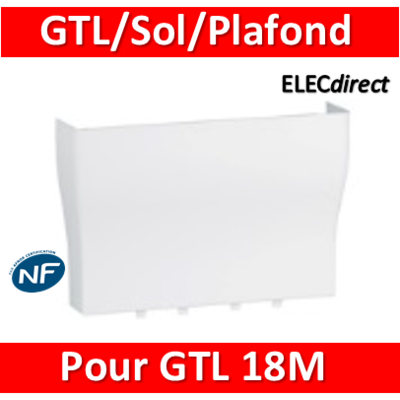 Legrand - Cornet d'épanouissement - Drivia 18 modules - 030071