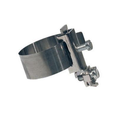 Plombelec - Collier inox pour liaison équipotentielle