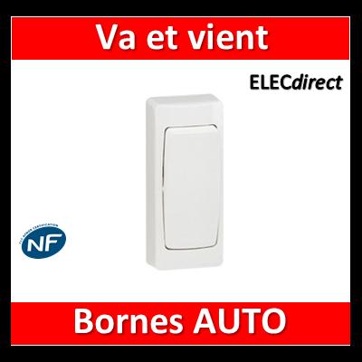Legrand Oteo - Va-et-Vient 10A - 230V - 086084