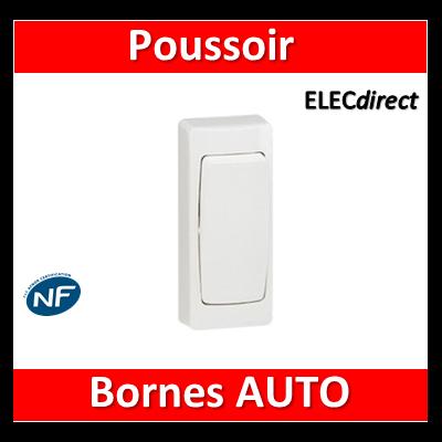 Legrand Oteo - Poussoir 6A - 230V - 086085