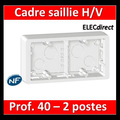Legrand Céliane - Cadre 2 postes prof.40 - 080242
