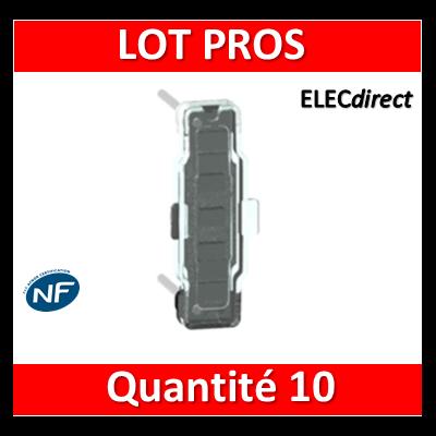 Legrand - Voyant Lumineux LED Prog. Céliane/Mosaic 230V - 067686x10