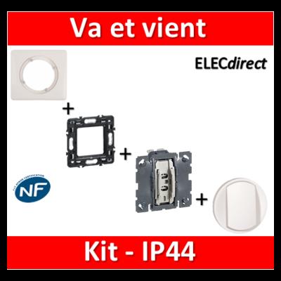 Legrand Céliane - Kit IP44 - Va et vient - complet
