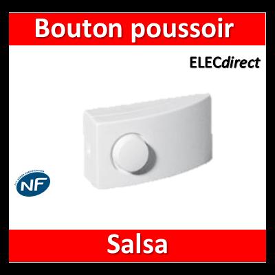 Legrand - Bouton poussoir - 041646