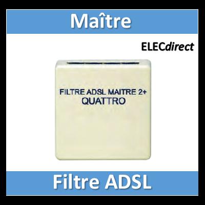 Tonna - Filtre ADSL - 828690
