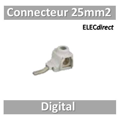 Digital Electric - Connecteur 25mm2 - 06010