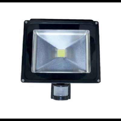 Lited - Projecteur LED 30W 4000 K 2700 lm - Avec détecteur