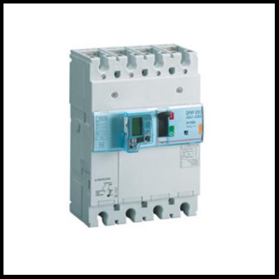 Legrand - DPX3 160 MT+DIFF 4P 100A 25KA - 420075