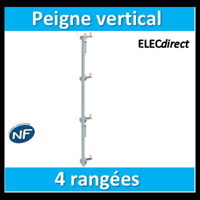 Hager - Répartition verticale Gamma 4R - KCN425